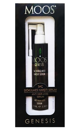 Moos Genesis Anti Hair-Loss Serum (with REDENSYL) 100 Ml.