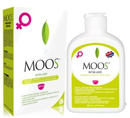 Moos Ph 4.2 Intimate Liquid Cleanser 200 ML.