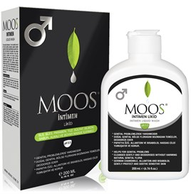 Moos Intimen Likid 200 Ml. (For Men) (Pack of 2)