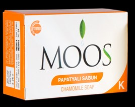 Moos Chamomile Extract Soap