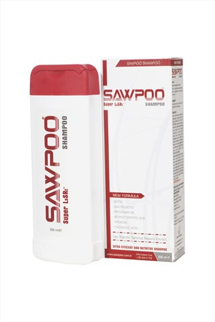 Sawpoo Shampoo 300 ml
